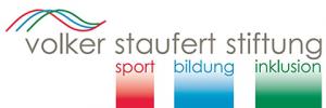 Logo Volker Staufert Stiftung